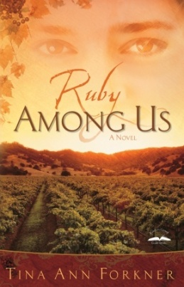 Ruby Among Us: A Novel, by Author Tina Ann Forkner