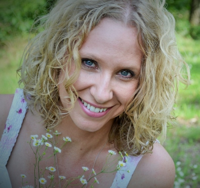 Tina Ann Forkner, Author of Waking Up Joy