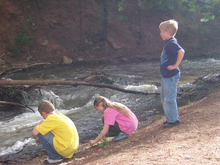Forkner Family Camping Trip (c) 2008