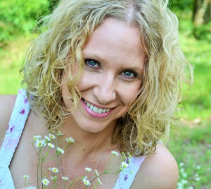 Tina Ann Forkner, Author of Waking Up Joy and Rose House