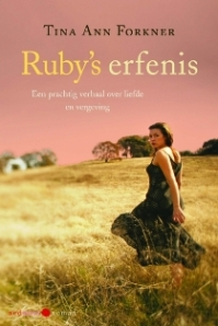 Ruby Among Us/Ruby's erfenis in Dutch, by Tina Ann Forkner
