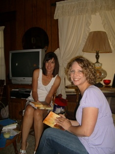Visiting With A Reading Mom from Welch, Oklahoma