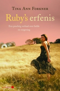 Ruby Among Us in Dutch, by Tina Ann Forkner