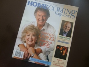 Homecoming Magazine July/August 2009