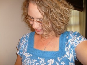 Tina Ann Forkner on Retreat