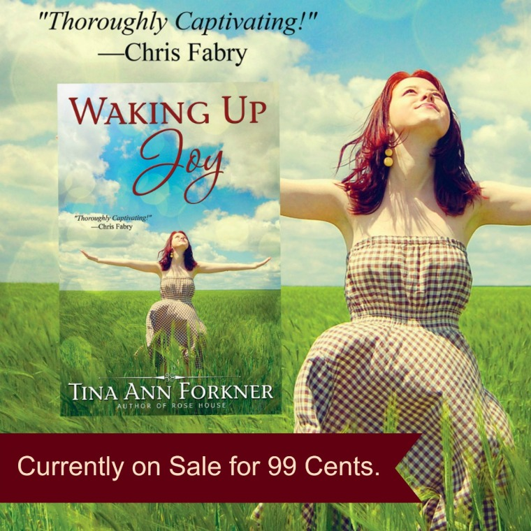 Waking Up Joy Deal, Tina Ann Forkner
