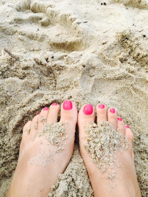 Tina Ann Forkner Cape Cod Beach Reading