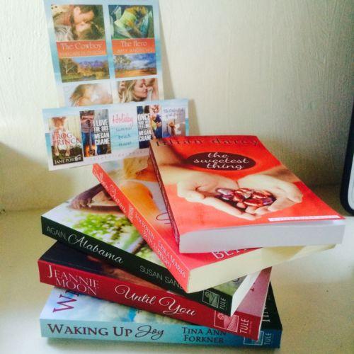 Tule book giveaway