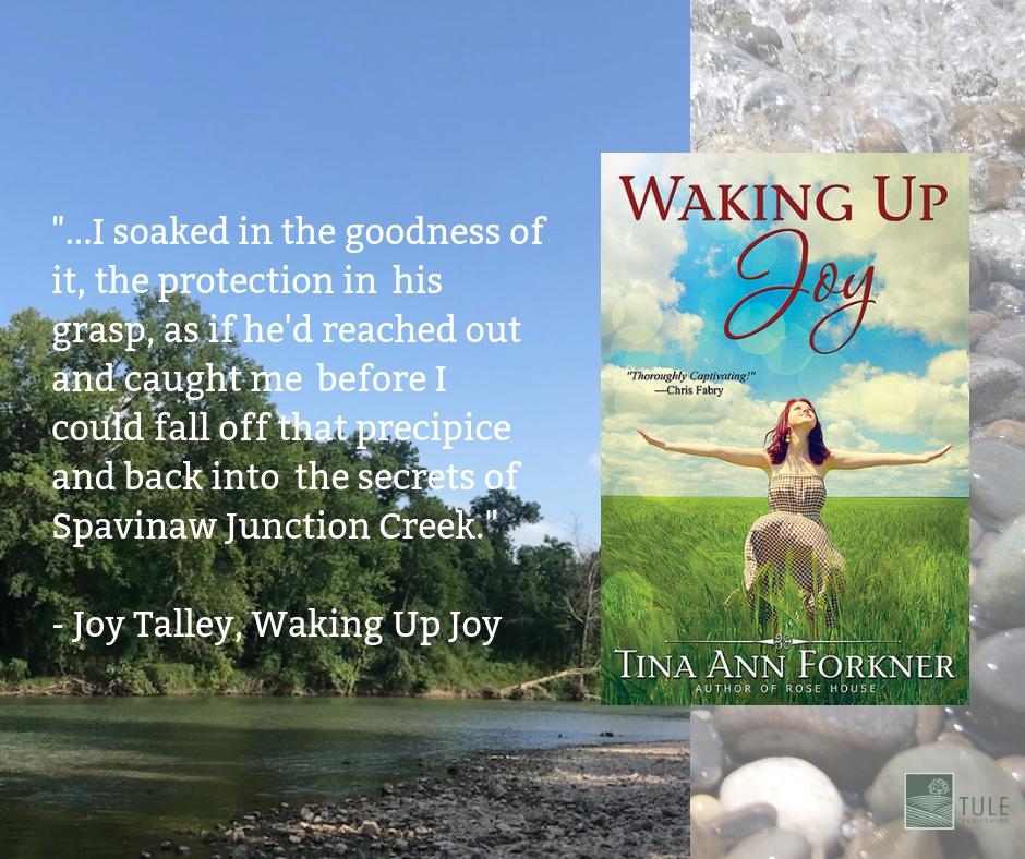 Waking Up Joy FB