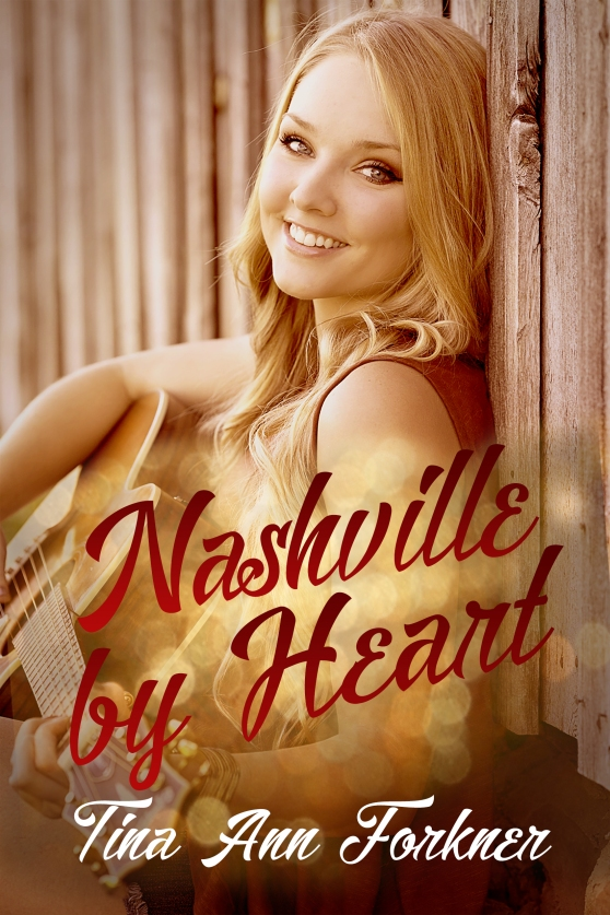 nashville by heart Victoria Cooper Cover print
